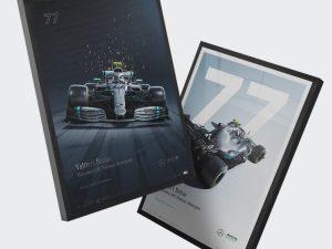 Mercedes-AMG Petronas F1 Team - Bottas' Birthday Bundle - Season 2019 and Car No. 77 | 2-for-1 - Bundle (2 for 1) image 1 on GreatBritishMotorShows.com