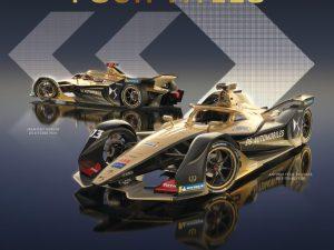 DS TECHEETAH - Formula E Team - 2 Seasons