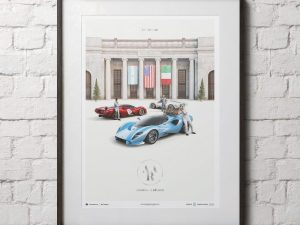 De Tomaso - Mission AAR - Our Roots meet our Future | Collector's Edition image 2 on GreatBritishMotorShows.com