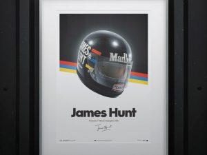 McLaren X'Mas Set - Celebration of James Hunt   Poster Collection - X'Mas Set image 2 on GreatBritishMotorShows.com