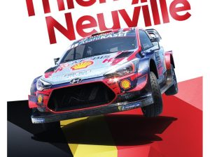 Hyundai Motorsport - Rallye Monte Carlo 2020 - Thierry Neuville | Collector's Edition image 1 on GreatBritishMotorShows.com