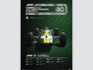 FORMULA 1® DECADES - 60s Team Lotus | Collector's Edition