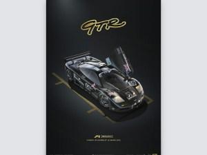 McLaren F1 GTR - 24h Le Mans | Collector's Edition