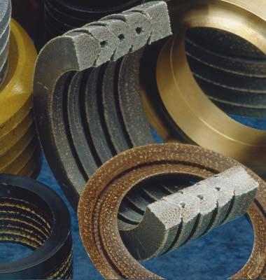 Utex Ring Packing Chevron Rockhard 4 3 4 X 3 3 4 Cotton