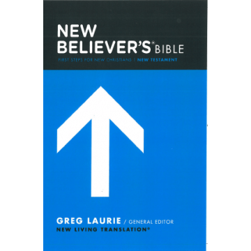 new believer's bible cover