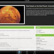 PBLE Problem Example - Mars