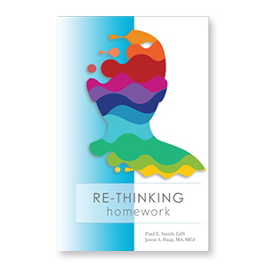 Book Cover for Re-Thinking Homework