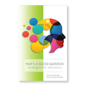 Book Cover for That's a Good Question
