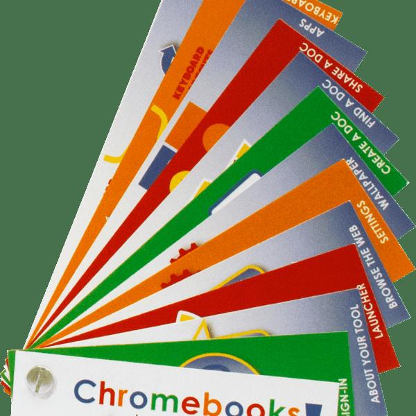 Chromebook Flipbook front