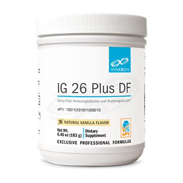 IG 26 DF Vanilla Powder