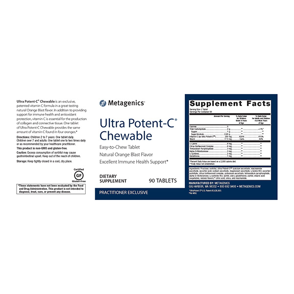 Ultra Potent-C Chewable