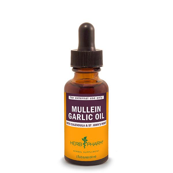 Mullein Garlic Compound