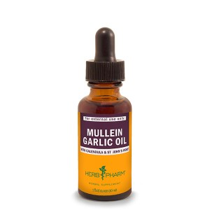 Mullein Garlic Compound