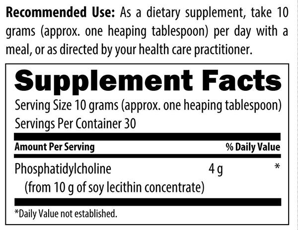 Phosphatidyl Choline Powder