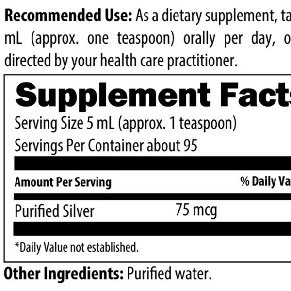 Silvercillin Liquid