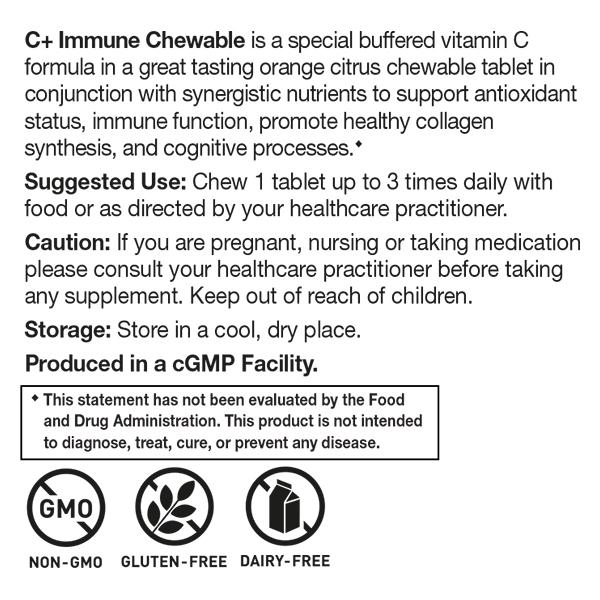 C+ Immune Chewable