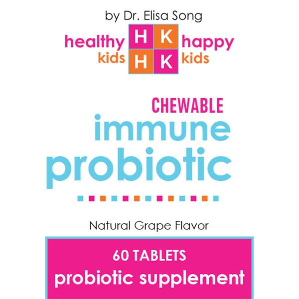 Immune Probiotic Chewable