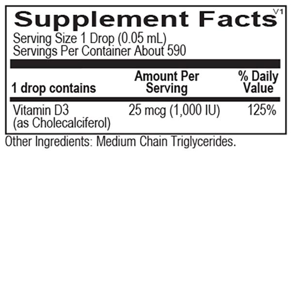Vitamin D3 Liquid