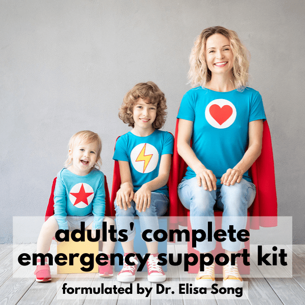 Adults Complete Emergency Support Kit