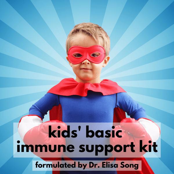 Kids Basic Immune Support Kit