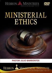 Ministerial Ethics - 2011 - DVD-0