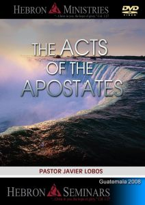 The Acts of the Apostates – 2008 – DVD-0