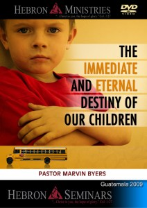 The Immediate and Eternal Destiny of Our Children – 2006 – MP3-0