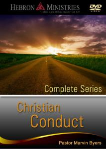 Christian Conduct Complete Series -2012 - DVD-0