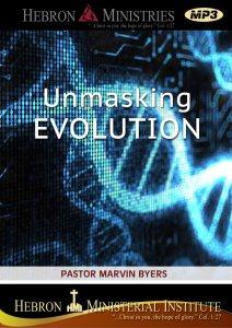 Unmasking Evolution - 2012 – MP3-0