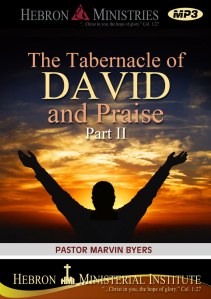 The Tabernacle of David II - 2007 – MP3-0