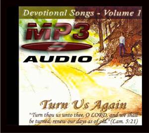 Turn Us Again - Devotional - Vol. 01 - Full CD Download -0