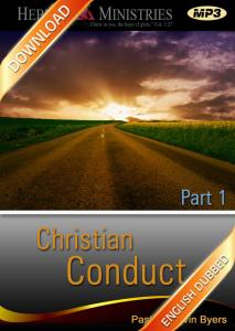 Christian Conduct Series Part 1 - 2012 - Download-0
