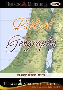 Biblical Geography - 2013 - MP3-0