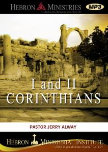 I and II Corinthians - 2013 - MP3-0