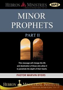 Minor Prophets II -2013- MP3-0