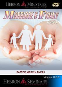 Marriage and Family I - DVD-0