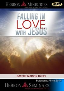 Falling in Love with Jesus - MP3-0