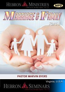 Marriage and Family II - MP3-0
