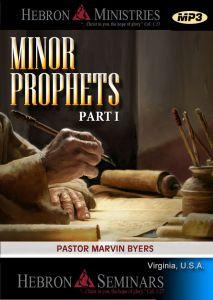 Minor Prophets I - MP3-0
