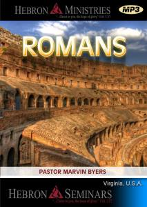 The Book of Romans - MP3-0