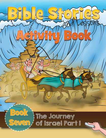 FREE Interactive Guide for Bible Stories and Lessons VII-0