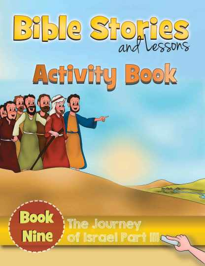 FREE Interactive Guide for Bible Stories and Lessons IX-0