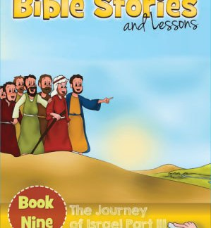 Bible Stories and Lessons: Book Nine-0