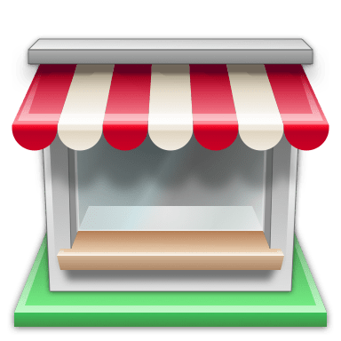 Flavours Store Icon