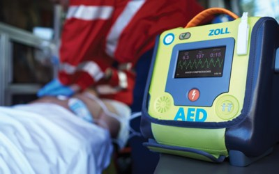 What is an AED -Automated External Defibrillator