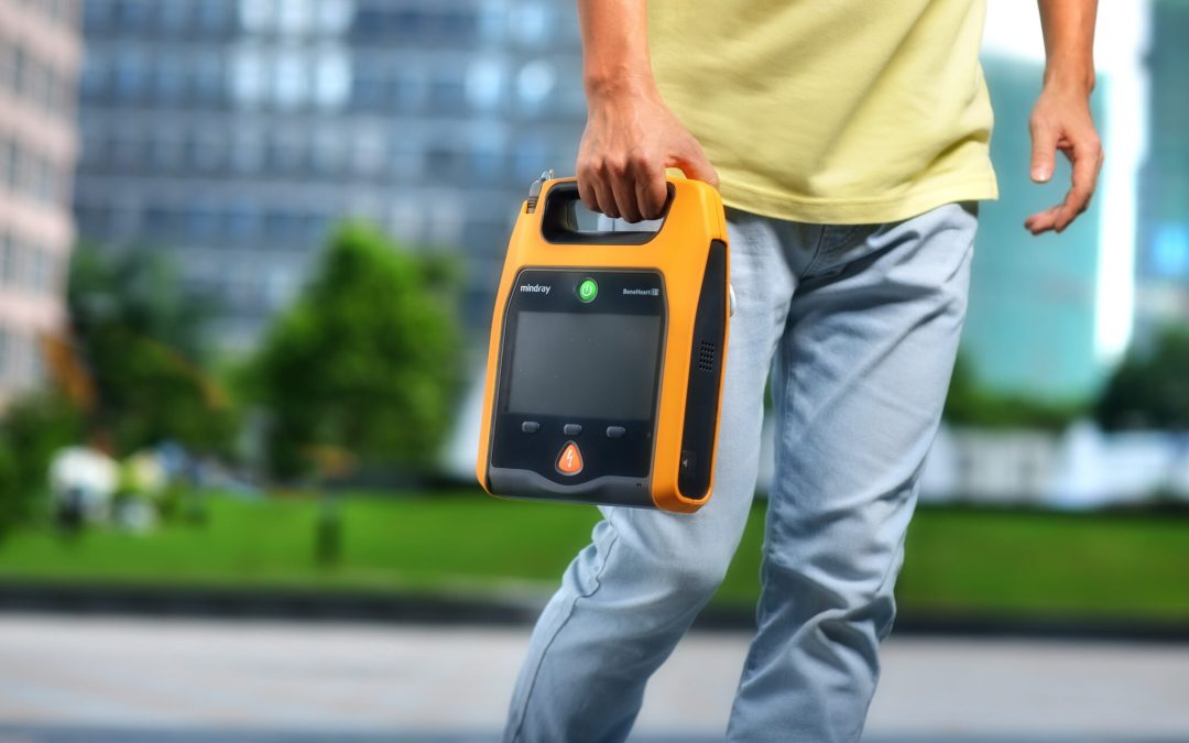 Hire or rent a defibrillator AED