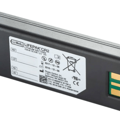 CR2 AED Battery
