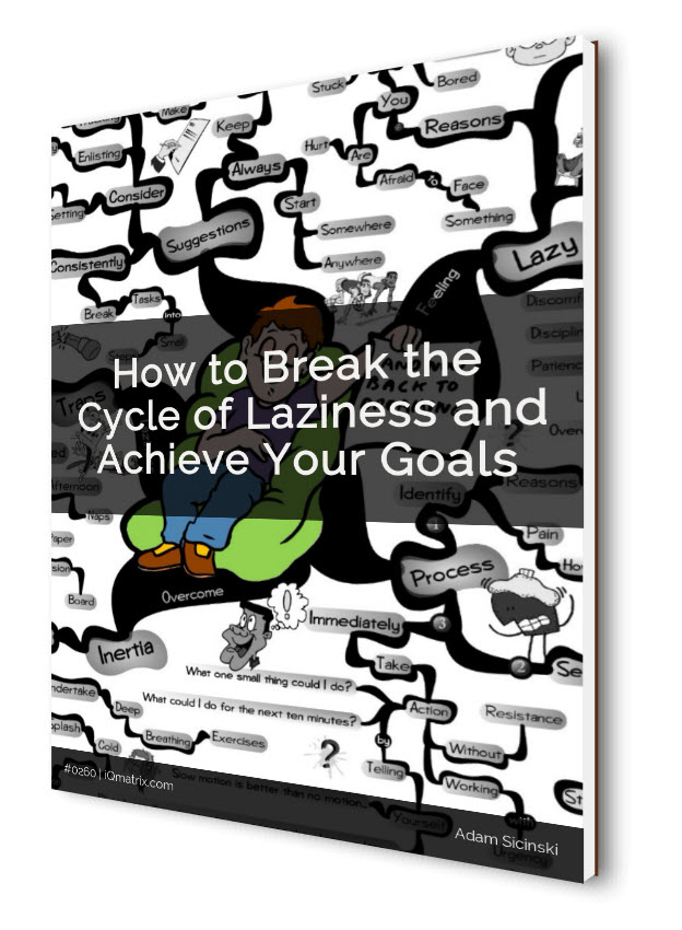 Overcoming Laziness eBook