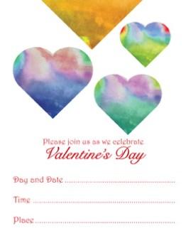 Valentines Day Party Invitation, VPIT-02_No10