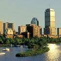 Boston Theme Party Invitations